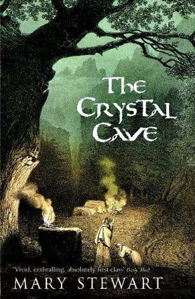 an analysis of the crystal cave a novel by mary stewart