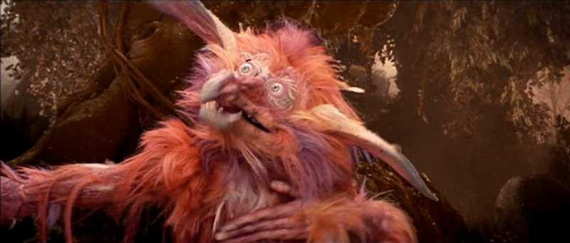 There are also the Firey creatures in the forest that sing Chilly Down ... Labyrinth 1986 Characters