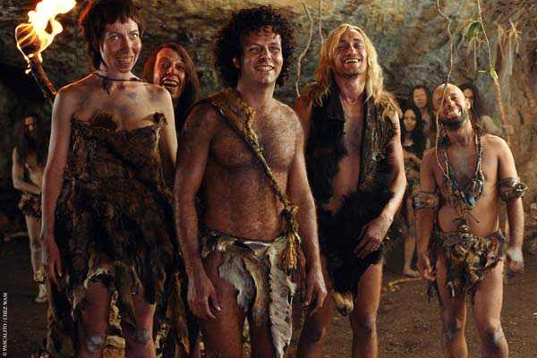 миллион лет до нашей эры фильм 2004